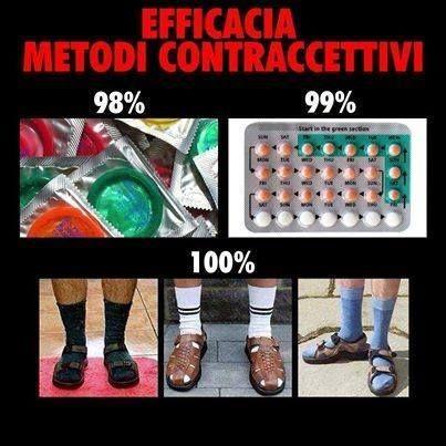 Contraccettivi…