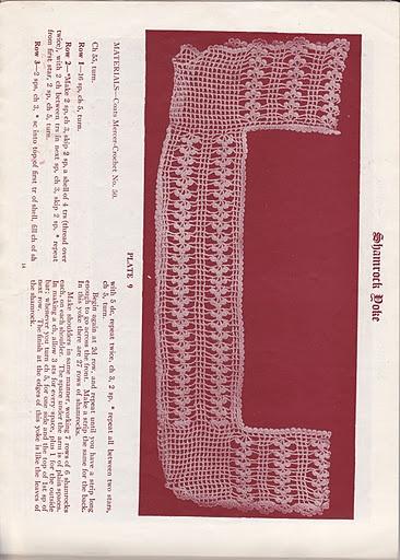 crochet patternCrochet Pattern