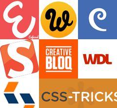 enfuzed webdesigner depot designmodo smashing magazine creative bloq web design ledger css-tricks sitepoint
