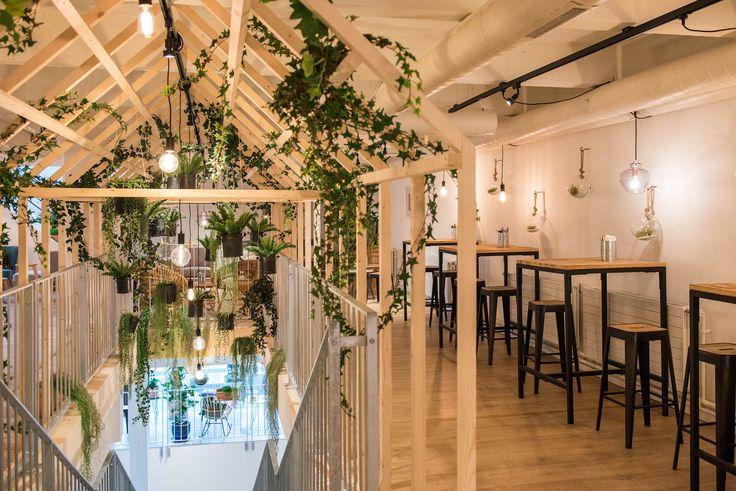 Bad Hunter: un restaurant végétarien d'un genre nouveau s'installe à Lausanne