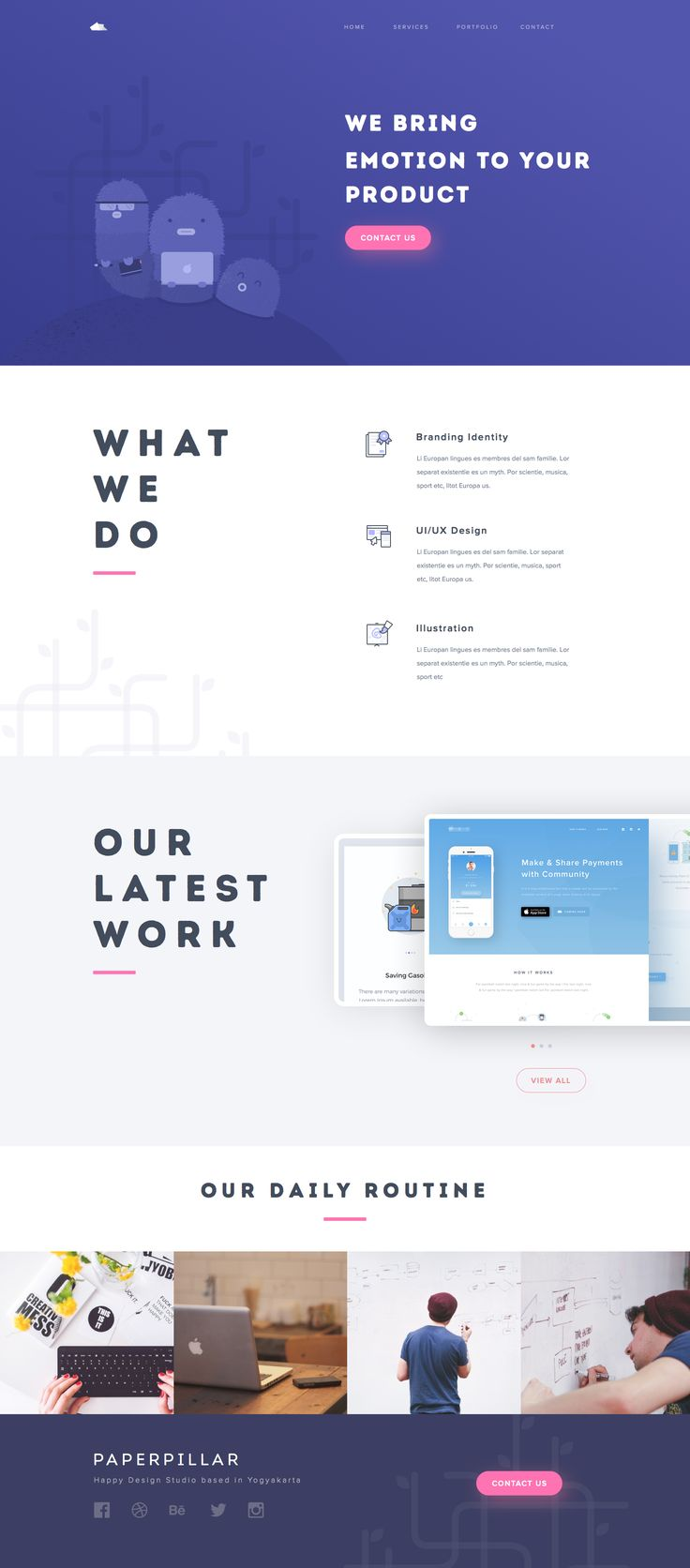 Dribbble - desktop_hd.png by Ghani Pradita