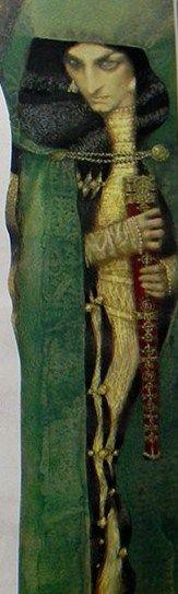 Pavel Tatarnikov, Arthur of Albion - Morgan Le Fey