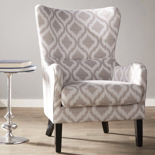 Found it at Joss & Main - Bleaker Wingback Chair