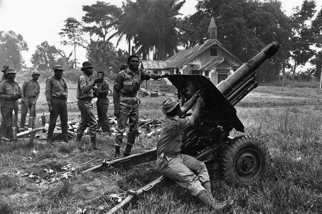 Biafra: The Nigerian Civil War