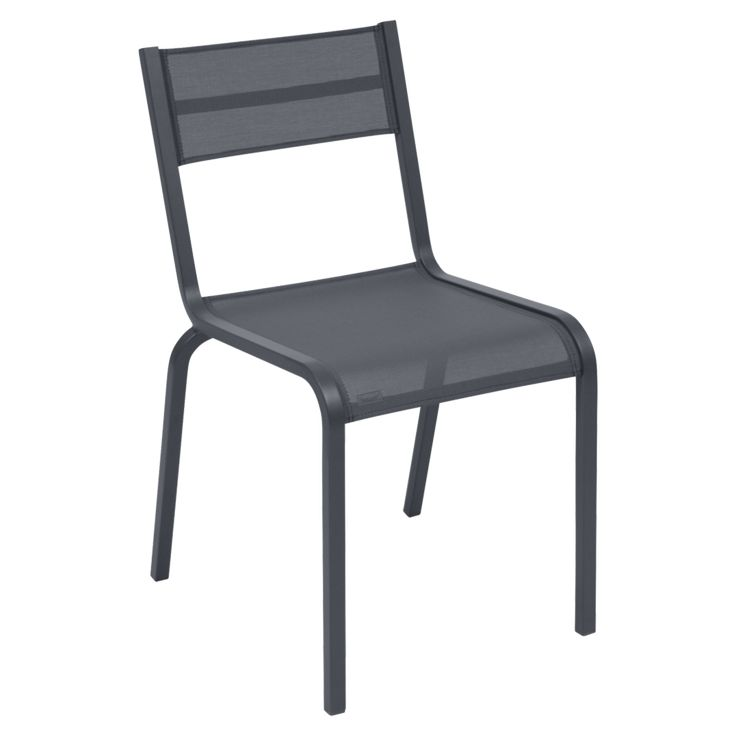 Oléron chair, fabric chair (OTF), outdoor furniture