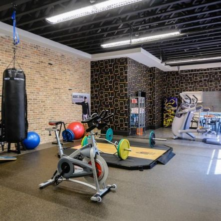 450 best images about home/garage gym and workout spaces