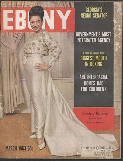 Ebony Magazine Cover 1950 | ... know that you can browse vintage ebony and jet magazines using the