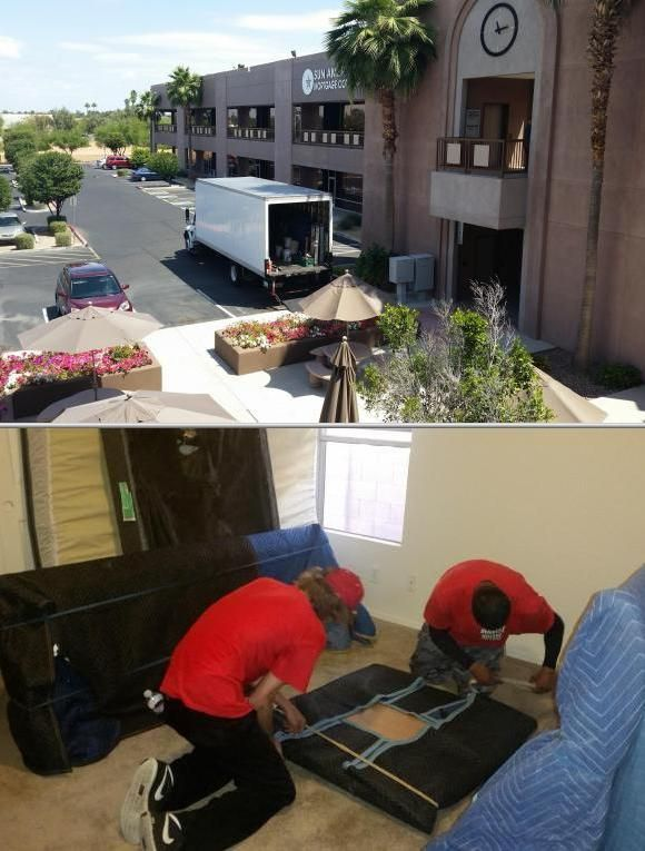 This team has been providing international moving services with fair prices in your area for several years. These international movers will also provide appliance moving services. Open pin to view 13 photos and get a free quote.