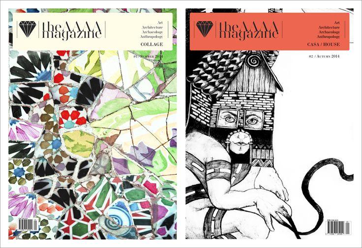 The AAAA Magazine: Estudiantes de arquitectura, creadores y protagonistas de una revista internacional