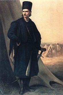 Τούντορ Βλαντιμηρέσκου (1780-1821) , Ρουμάνος επαναστάτης.