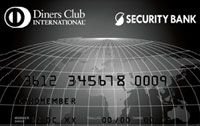 Diner's Club International SECURITY BANK Premiere