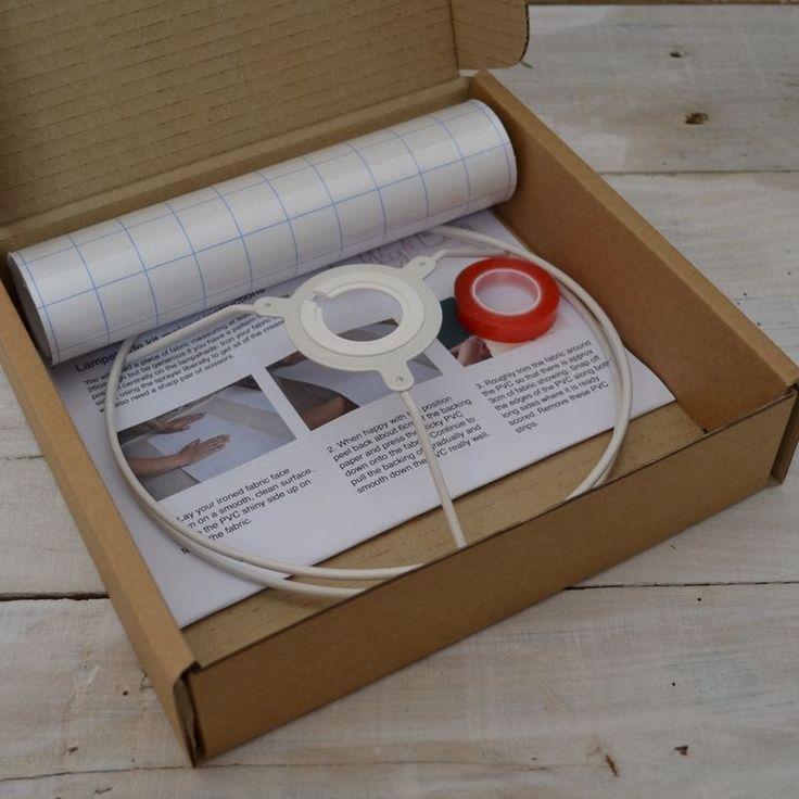 lampshade making kit product image