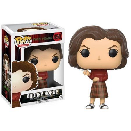 Free 2-day shipping on qualified orders over $35. Buy FUNKO POP! TELEVISION: TWIN PEAKS - AUDREY HORN at Walmart.com