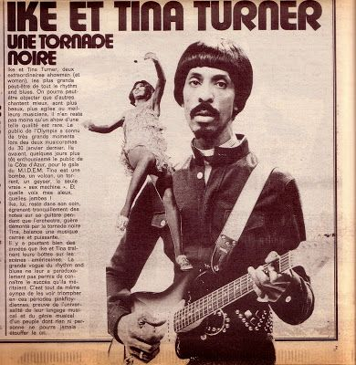 Ike Tina Turner And Ikettes Come Together