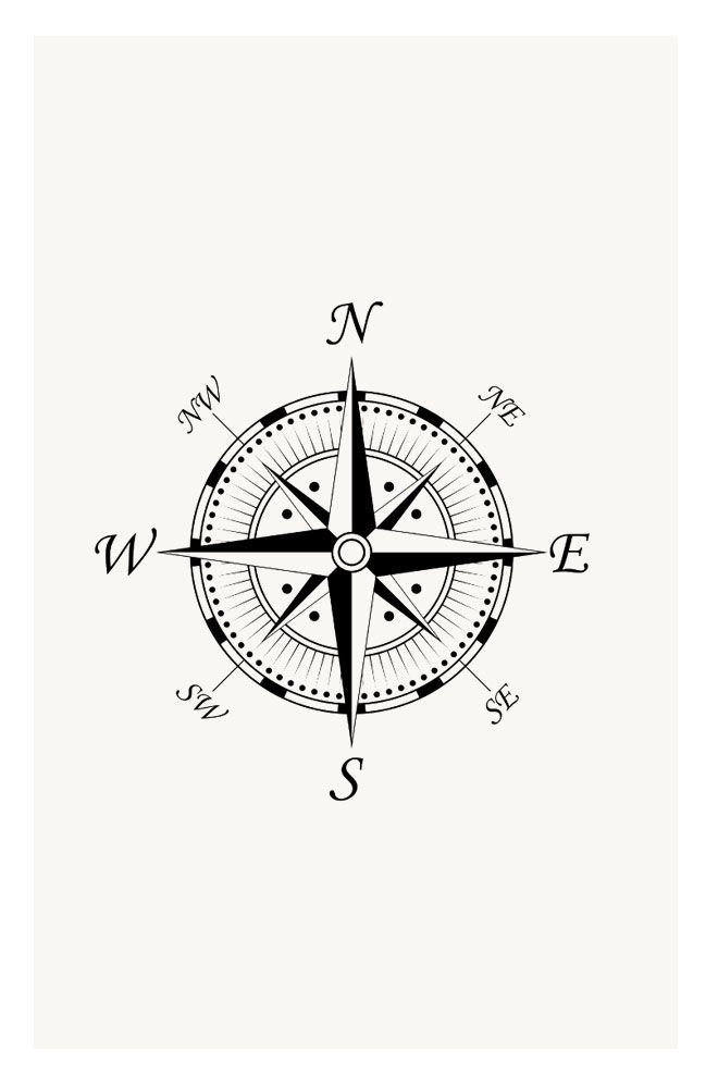 1000  ideas about small compass tattoo on pinterest
