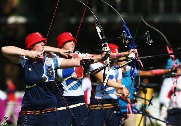 Naomi Folkard Photo - Olympics - Previews - Day - 2