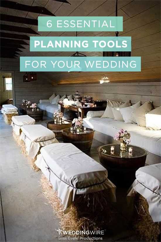 From wedding checklists to budget tracking, sign up for these free wedding tools to ease your wedding planning stress!