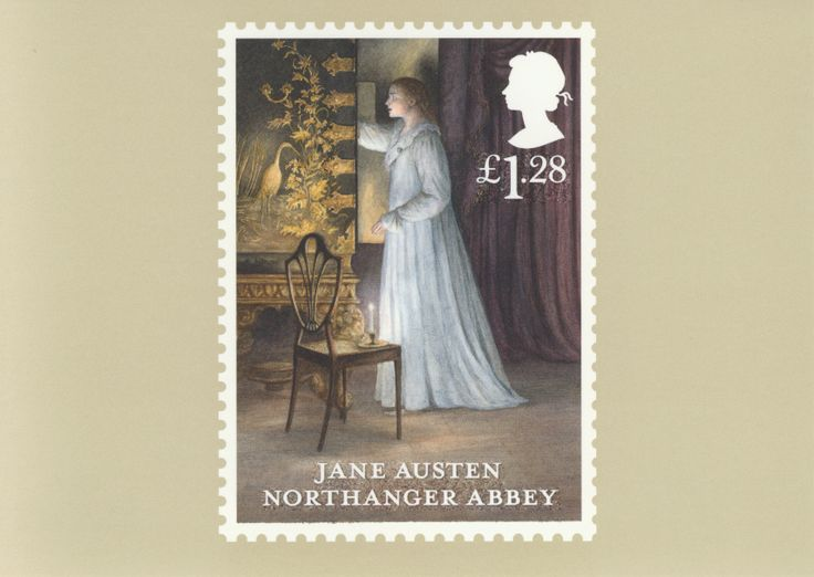 84 best intriguing northanger abbey images on pinterest period jane austen northanger abbey postcard ccuart Images