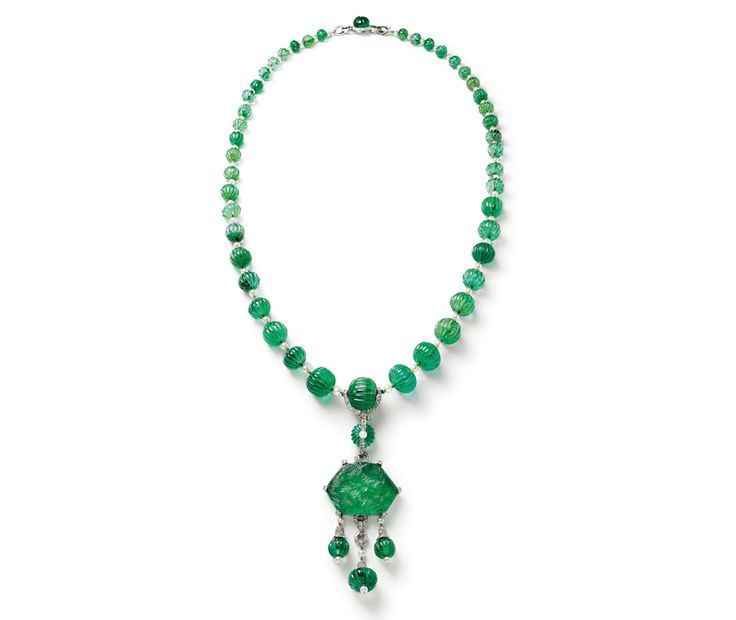 A spotlight on emeralds