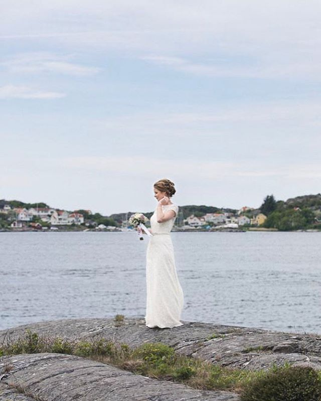 Beautiful beautiful archipelago wedding. What an honor to shoot it. #septemberhimmel