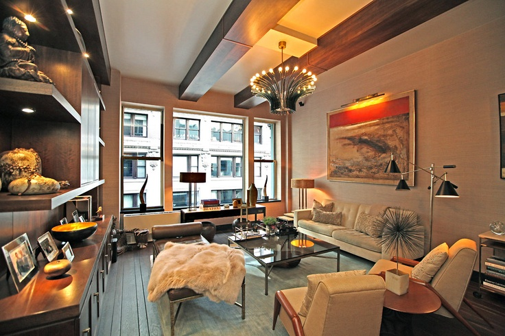 flatiron condo. 49 East 21st Street #3B. from new york times real estate section.