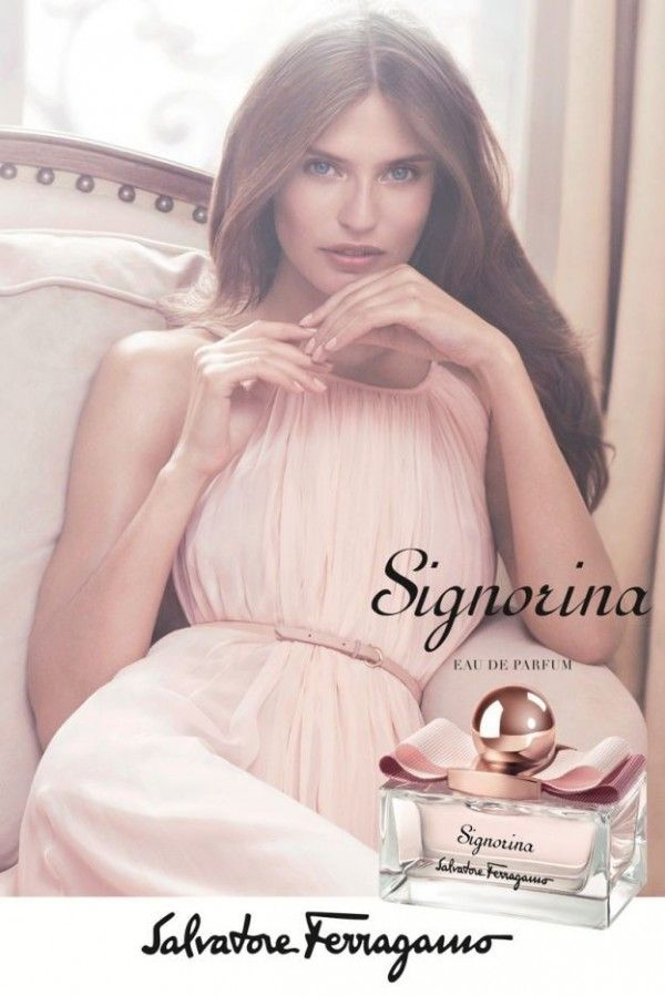 Bianca Balti for Signorina by Salvatore Ferragamo