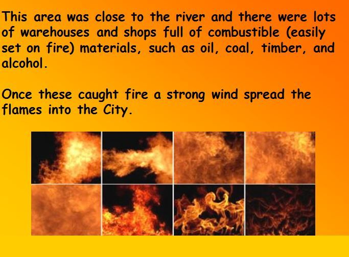 A PowerPoint about the Great Fire of London, plus an article proforma for children to use.