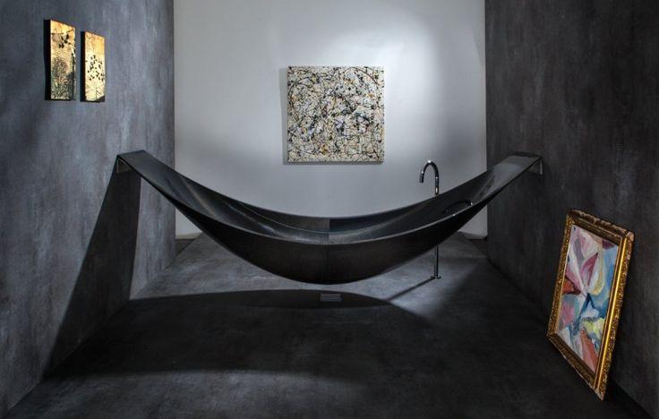 Crazy bathtub: Splinterwork, Bath Tubs, Splinter Work, Hammocks Tubs, Bathtubs, Google Search, Cool Ideas, Carbon Fiber, Design Studios