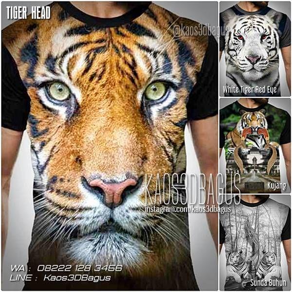 Kaos HARIMAU, Kaos MACAN, Kaos Kepala Harimau, Kaos Tiger, Kaos Harimau Putih, Kaos Maung, Kaos Animal Lover, Kaos 3D, https://kaos3dbagus.wordpress.com, WA : 08222 128 3456, LINE : Kaos3DBagus