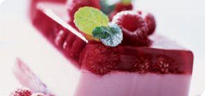 Raspberry and vanilla terrine – Recipes – Slimming World