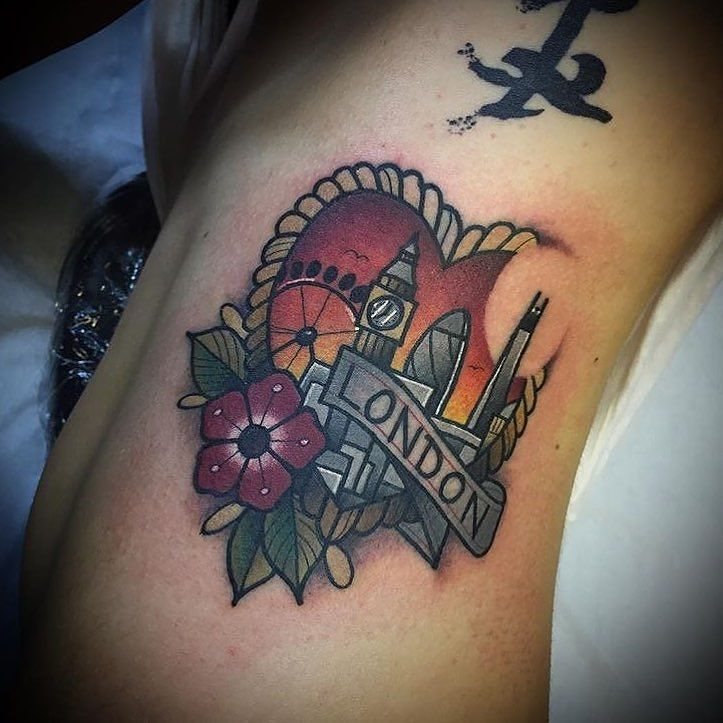 Tattoo Ideas England: Best 20+ London Tattoo Ideas On Pinterest