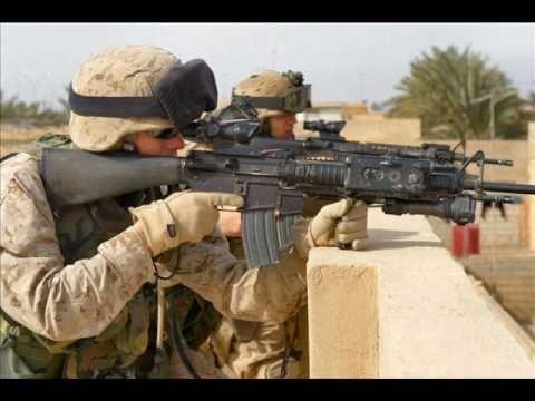 """""""Hero""""-Nickelback -US Military Tribute"""