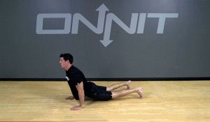 Bodyweight Exercise: Hindu Push Up