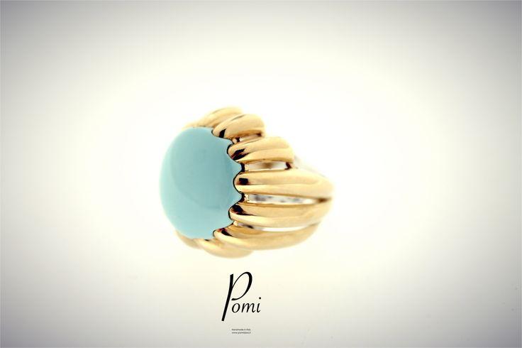 Simplicity - Oro/Gold - www.pomidoro.it