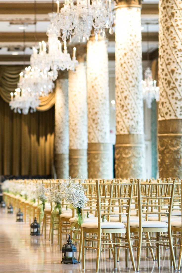 Chiavari chairs rental chicago chairs for - Gold Chivari Chairs Highlight The Opulence Of This Backdrop Http Caterhire