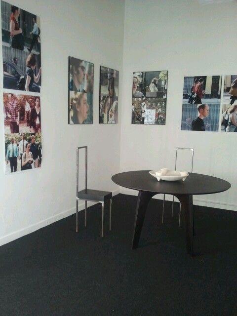 EZRA NAHMAD exhibition