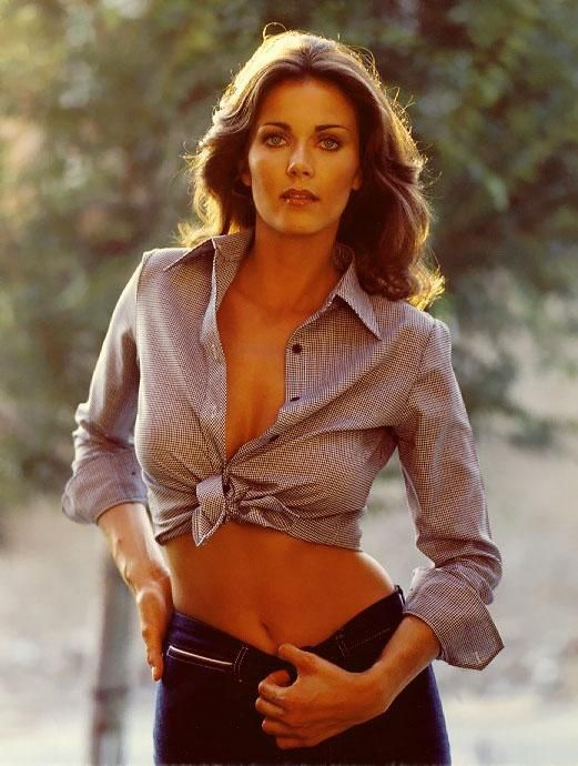 Lynda Carter, 1970s -- the Original Wonder Woman pic.twitter.com/HfcOGRYVL7