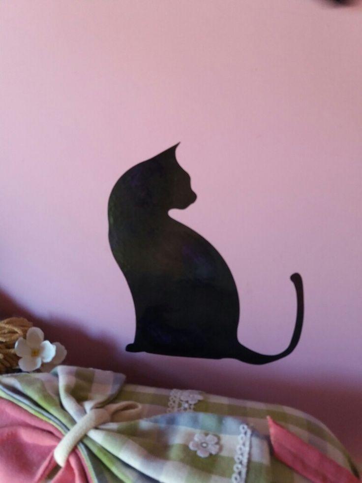 Adesivo muro stanza Clary