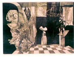 Výsledek obrázku pro obrazy a kresby Věry Sedlákové