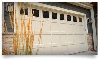 4 car Garage Door Styles Residential | Residential Garage Doors - CHI Overhead Doors