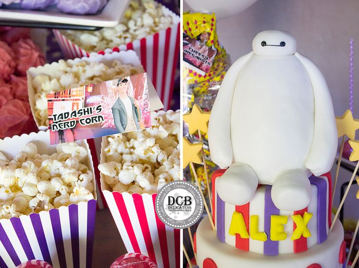 Big Hero 6 Birthday Bash6