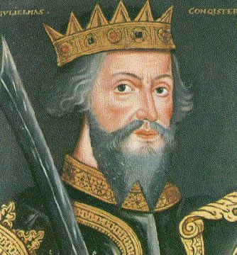 William the Bastard- also known as William the Conqueror and King William I of England.//direct line prc