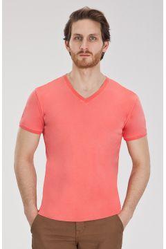 Mudo Erkek Mercan T-shirt https://modasto.com/mudo/erkek-ust-giyim-t-shirt/br3059ct88