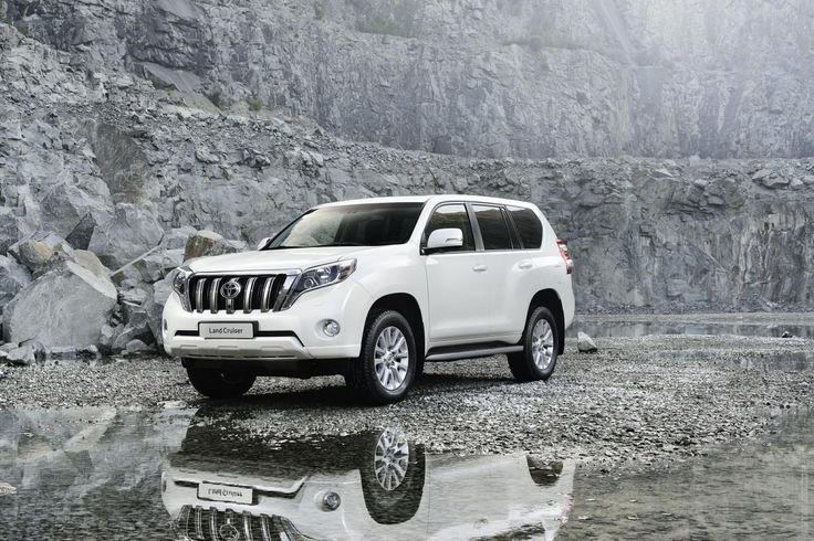 2014 Toyota Land Cruiser Prado