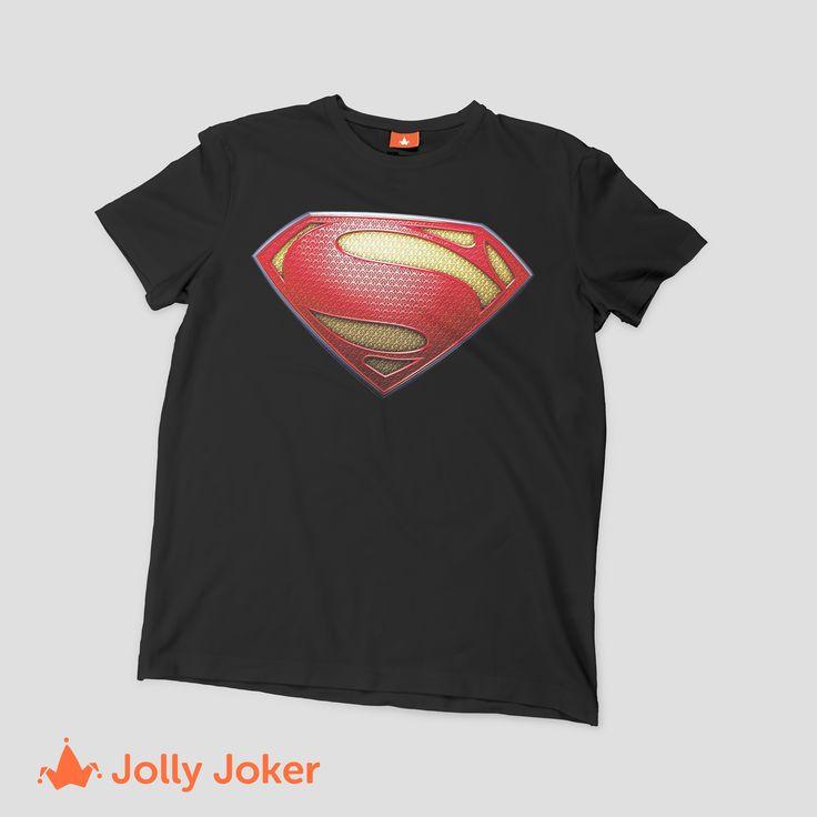 Diseña y crea la camiseta de tus super héroes como quieras! Añade color, texto e imágenes! Regalale a tu hijo, sobrino o hermano una camiseta estampada genial :D