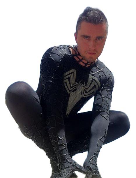 Become a Slim Venom! #venom #suits #cosplay #costume #marvel