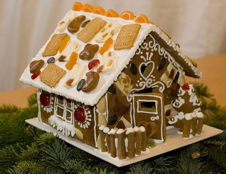 Самые вкусные рождественские десерты европейской кухни