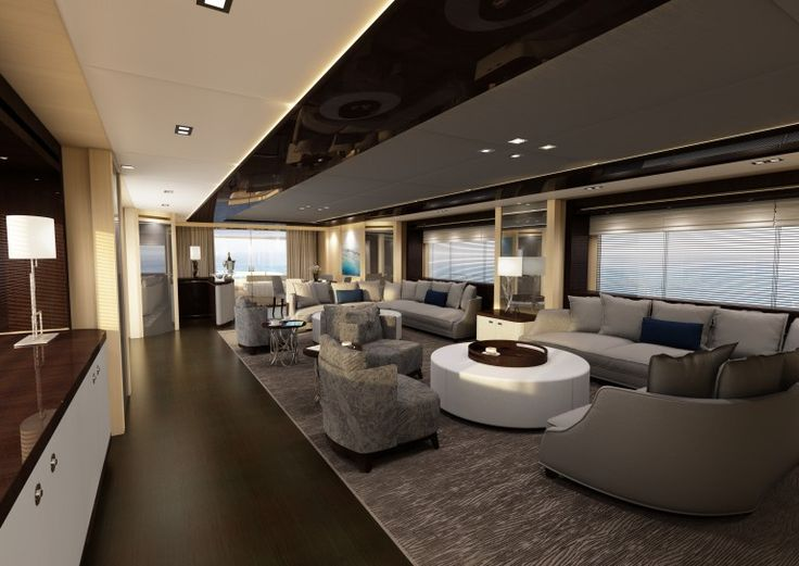 The 25 Best Yacht Interior Ideas On Pinterest
