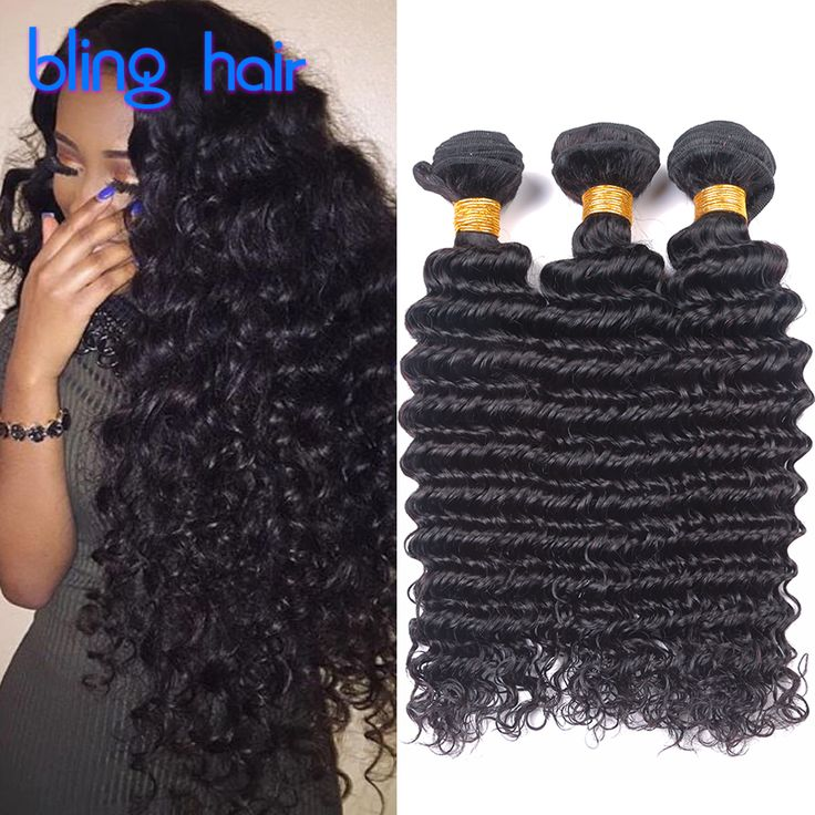 Find More Human Hair Extensions Information about 8A Brazilian Deep Wave Virgin Hair 4 Bundles Deep Wave Brazilian Hair Bling Hair Mink Brazilian Deep Wave Curly Human Hair Weave,High Quality annabelle hair,China deep wave virgin hair Suppliers, Cheap deep wave brazilian hair from blinghair Store on Aliexpress.com