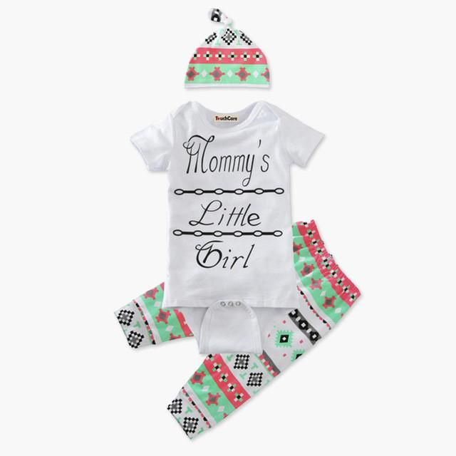 3pc Mom lil Girl Outfit
